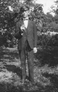 Kjell Martinsen, 1900-1927,  Horten. (Utlånt av Oddveig Lehne).