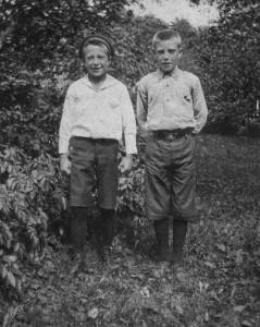 Thorbjørn Wisting og Sverre Martinsen, Horten
