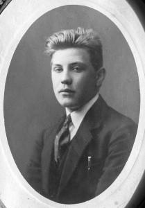 Sverre Martinsen, Horten