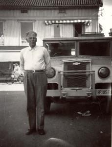 Thorleif Martinsen, Horten, 1897-1967 . (Utlånt av Oddveig Lehne).