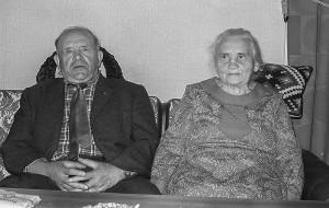 Ludvig og Maja Lorentzen, Hannestad.