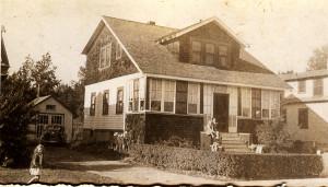 Huset til Arne Carlsen, NJ