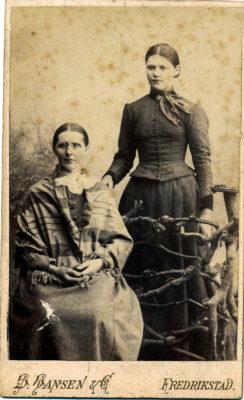 Mari Andersdatter og Alma